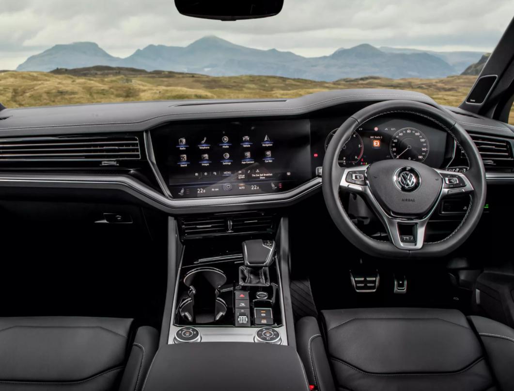 Volkswagen Toureg Interior